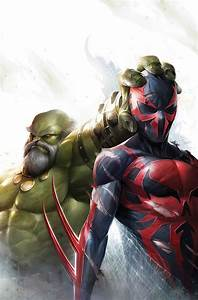 Spider-Man 2099 #9 at SUPERHEROES LOSE