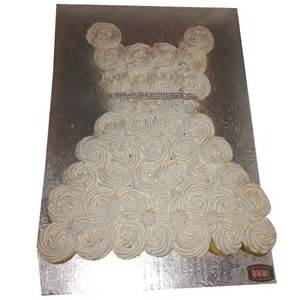 wedding dress cupcakes 1382 wedding dress made of cupcake abc cake shop bakery