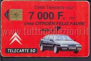 Felix Faure Citroen : collezione di schede telefoniche e prepagate con mezzi di trasporto ~ Medecine-chirurgie-esthetiques.com Avis de Voitures