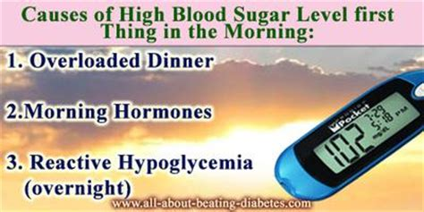 blood sugar level higher