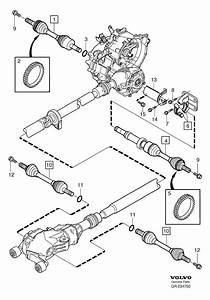 2005 Volvo Xc90 2 5l 5 Cylinder Turbo Sensor Wheel