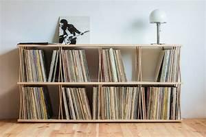 Meuble Pour Vinyle : 35 id es d co pour ranger des vinyles vinyles ranger et idee deco ~ Teatrodelosmanantiales.com Idées de Décoration