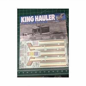 King Hauler Manual And Decals Stickers 9495161 1055507