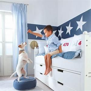 Kinderzimmer Für Jungs : gardinen im kinderzimmer 12 ideen f r die gestaltung ~ Lizthompson.info Haus und Dekorationen