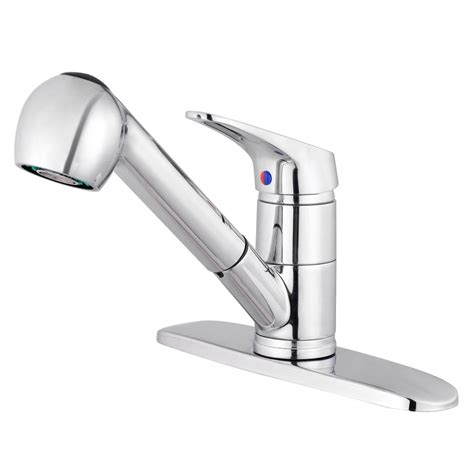 kitchen sink faucet with pull out spray pull out spray kitchen faucet swivel spout sink single 9552