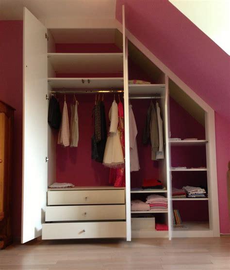 Armoire Dressing Enfant  Maison Design Wibliacom