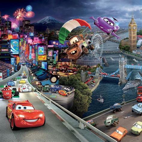 Meilleures Photos De Disney Pixar Cars 2 Voitures De