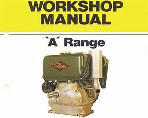 Lister Petter A Range Ab1 Ac1 Ac1z Ac1zs Ac2 Ab1w Ac1w Ac2w Engines Complete Workshop Service