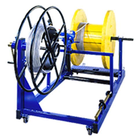 reelotech cable winding systems world wide cable winding machines