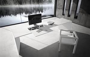 Design Schreibtisch Weiß : commentor schreibtisch multimedia tische von rechteck architonic ~ Sanjose-hotels-ca.com Haus und Dekorationen