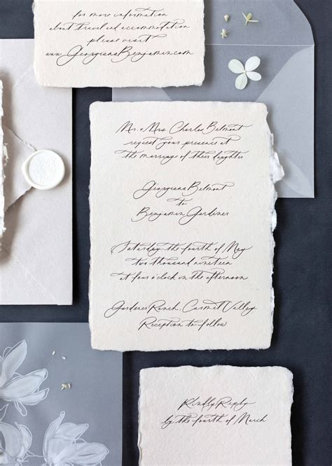 plume calligraphy   beautiful paper