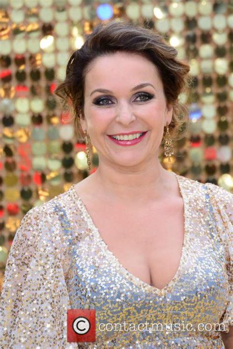 actress julia sawalha julia sawalha absolutely fabulous world premiere