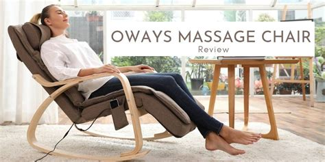oways  massage chair review complete home spa