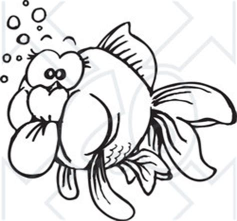 goldfish clipart black and white goldfish black and white clipart clipart suggest