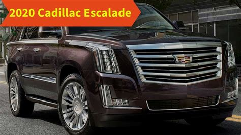 2020 Cadillac Escalade Hybrid by 2020 Cadillac Escalade Hybrid Rating Review And Price