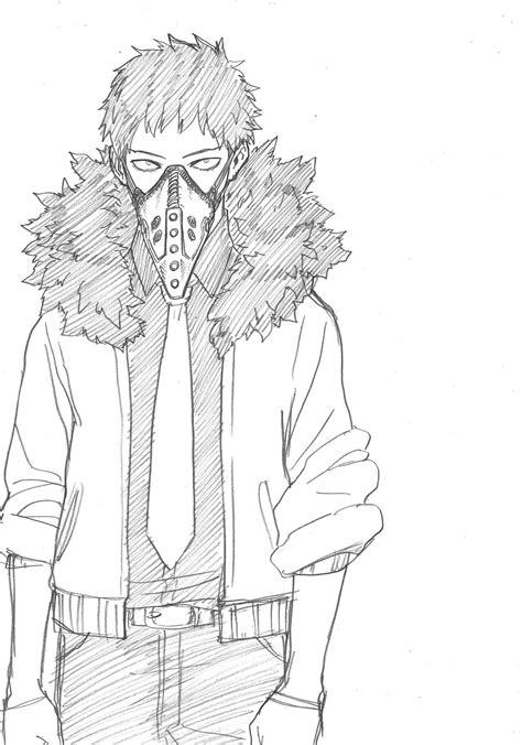 Overhaul by Horikoshi : BokuNoHeroAcademia