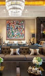 Drawing Room - Dubai Villa | Luxury hotel bedroom ...