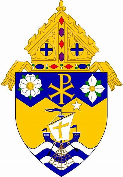 Arms Coat Catholic Archdiocese Vancouver Roman Svg