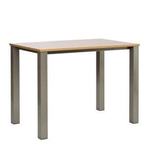mange debout cuisine table hauteur 110 cm 4 pieds