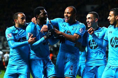 Tottenham vs Newcastle United, Premier League 2014/15 ...