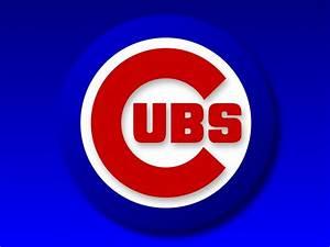 Chicago Cubs Wallpaper Logos - WallpaperSafari