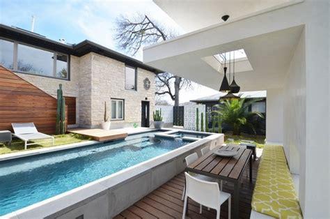 ground pool decks  modern garden swimming pool design ideas minimalisticom interior