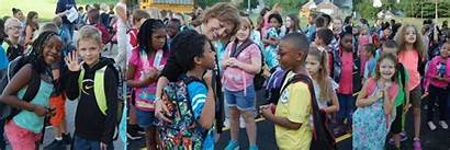 Renfro Elementary Student Kahoks Students Pledge Collinsville