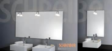 spiegelleuchten bad design die freno spiegellen eine montageanleitung