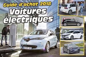 Bonus Vehicule Electrique : quelle voiture lectrique acheter en 2018 l 39 argus ~ Maxctalentgroup.com Avis de Voitures