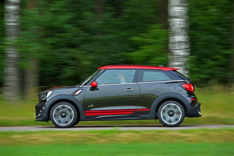 2018 Mini Jcw Paceman All4 Tested Why Were Having Second