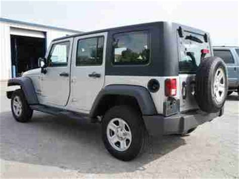 mail jeep 4x4 find used 10 jeep wrangler unlimted sport 4x4 4wd right