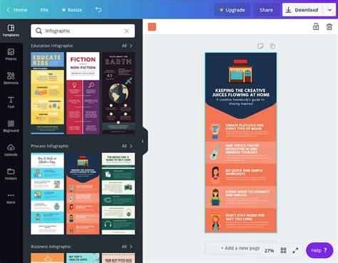 tools  create infographics   designers