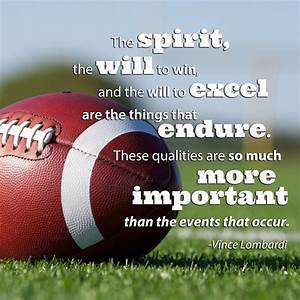 Motivational Sports Quotes For Football Players