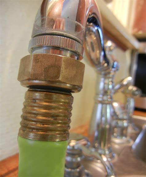 garden hose to kitchen sink adapter sink faucet adapter for garden hose 8303