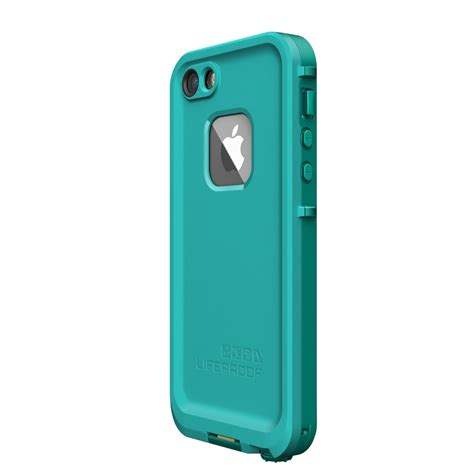 iphone 5s cases lifeproof lifeproof iphone 5 5s fre teal teal summit