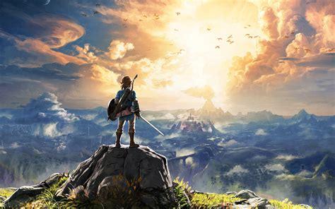 The Legend of Zelda Breath of the Wild 4K Wallpapers HD