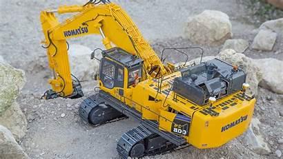 Komatsu Excavator Pc800 Rc Wallpapers 4k Hydraulic