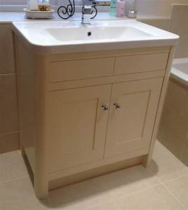 bespoke bathroom vanity units oak and painted dc furniture With painted vanities bathrooms