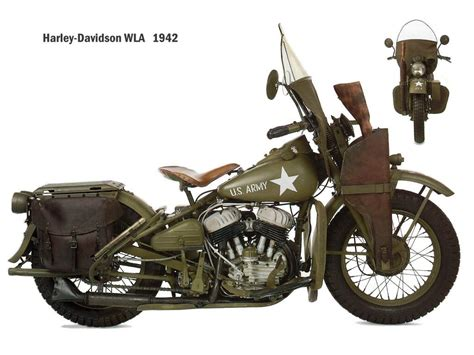 harley davidson wla fashi0nm0t0 1942 harley davidson wla vroom vroom ツ