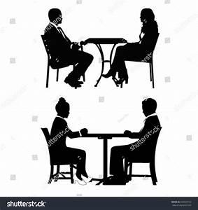People Sitting Talking Clipart | www.pixshark.com - Images ...