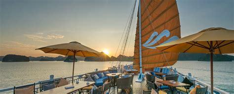 Bay Lounge Boat Cruise by Halong Bay Overnight Cruise Paradise Luxury