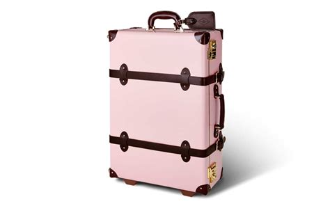 vintage style suitcases  trunks travel leisure