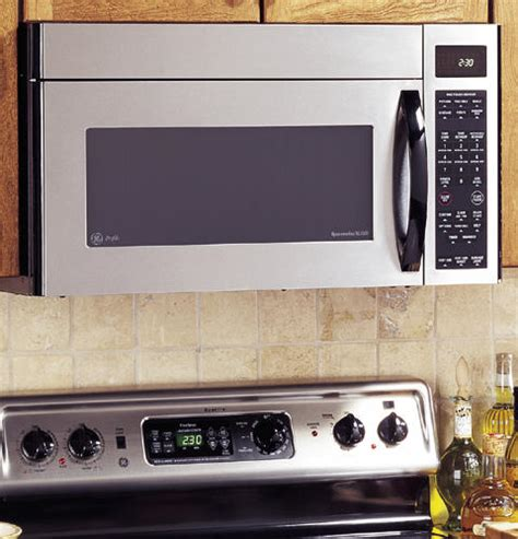 ge profile spacemaker ge profile spacemaker xl1800 microwave oven with