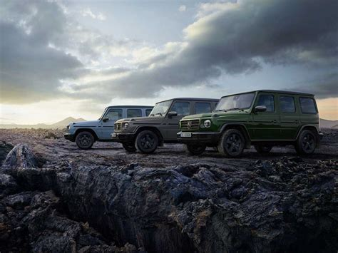 Engine sizes and transmissions vary from the suv. 2021 Mercedes-Benz G-Class launched in Europe with significant updates