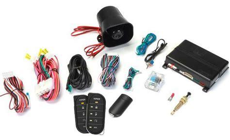 Viper Way Led Car Alarm Security System Remote