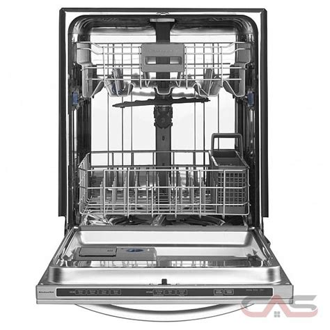 kudcfxwh kitchenaid dishwasher canada  price reviews  specs