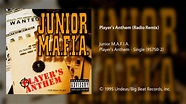 Junior M.A.F.I.A. - Player's Anthem (Radio Remix) - YouTube