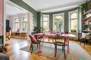 Einrichtungsideen Im Skandinavischen Stil Mit Bunten Farben