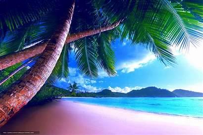 Summer Desktop Tropical Beach Paradise Wallpapers Ocean