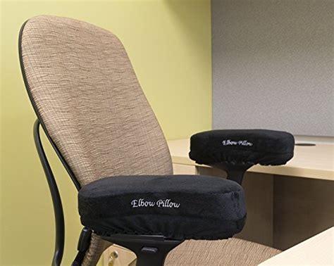 Elbow Pillow     Jumbo Memory Foam Arm Rest Office Chair
